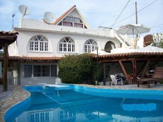 Villa with pool 200m from sea, Porto Heli