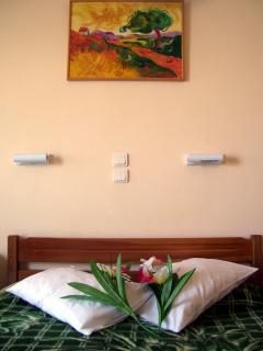 The Agistri Cavos rooms