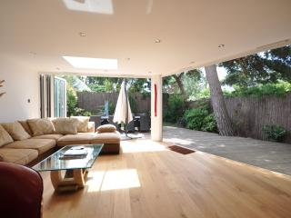 Allure - Special occasion, five bedroom detached house in Sandbanks, Bournemouth
