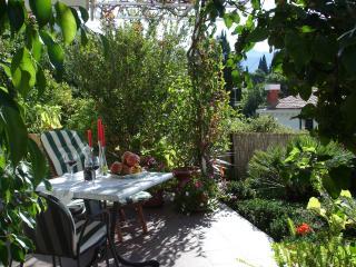 Garten apt, Villa Mediterranea, Srebreno