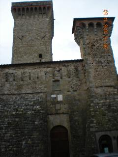 18- Towers of Lucignano
