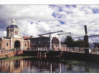 Houseboat Pride of Leyden.