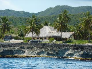 VILLA  PUNTA CORAL, Ocean Front Villa Private Pool, Las Galeras