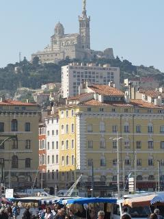 Marseille less than hour away