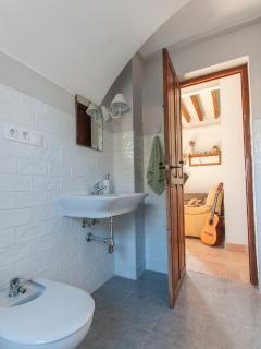 Baño con ducha - Planta baja