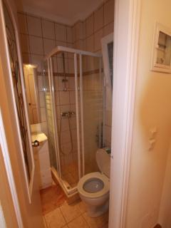 WC/shower downstairs
