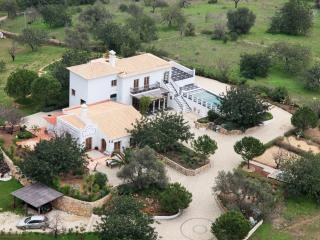 Monte das Figueiras, 5 bedroom hilltop Mansion with sea and mountain views