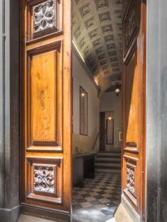 ingresso palazzo