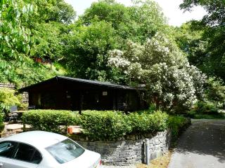 Whinfell Tarn Luxury Log Cabin, Ambleside
