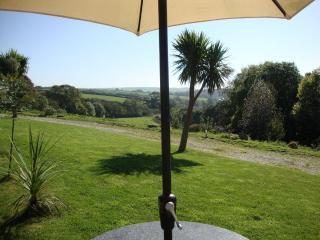sun terrace view