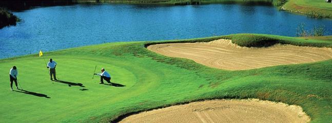 Golf course Quinta do Peru
