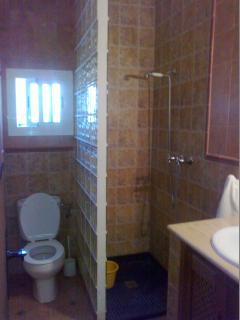 Bathroom / Cuarto de bano