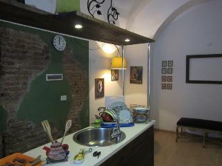 Leontini bivani in centro, Catania