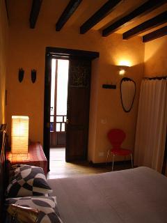 habitación Sahara