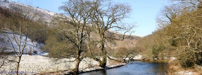 Monsal Dale in the winter