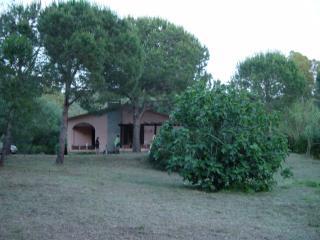 villa con parco a m.250 dal mare, Procchio