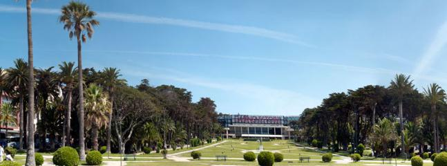 You are close to the Estoril Casino (largest in Europe)