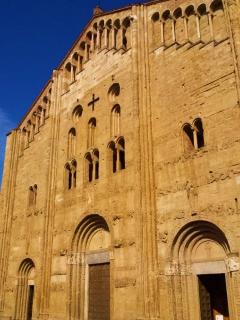 La famosissima S. Michele a Pavia