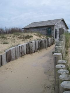 Artists Cabin, La Noue Beach