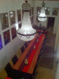 Dinning room, seats 16