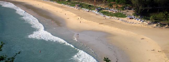 Nai Harn Beach At Dusk