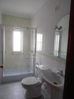 New downstairs shower room