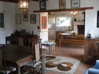 main house dining/kitchen