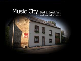 Music City b&b, Houffalize