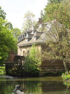 The watermill next to the Arenberg castle