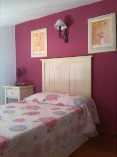 Small room.