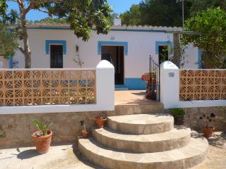 Traditional Ibicencan cottage and studio, Sant Carles de Peralta