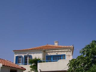 Skala Eressos Beach House
