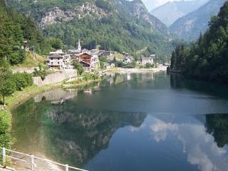 Casa al laghetto alpino, Vercelli