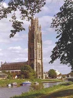 Boston Stump (St. Botolph's Church)