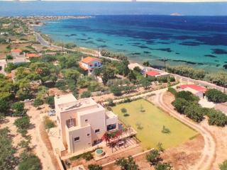 Waterfront Villa in 4500 SQM, Égine-Ville (Chora)