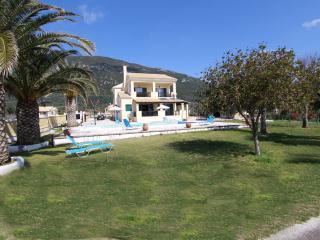 Skidi beach villa, Corfú
