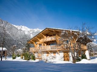 Chalet les Sauberands, Chamonix