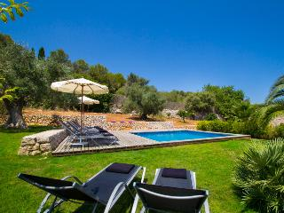 Beautiful Finca for 8 people in Son Servera, Cala Millor