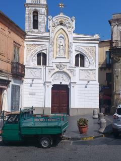 Chapel in Town Square