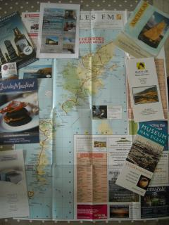 The welcome starts before you arrive we will send you our free tourist map and information pack