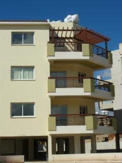 2nd Floor with wrap around balcony