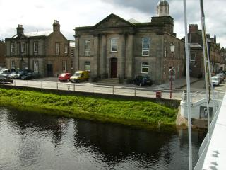 Inverness city centre apartment