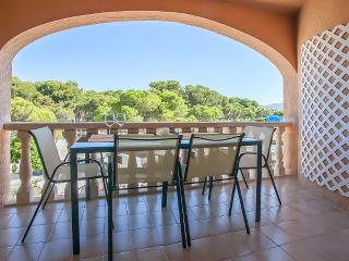 Santa Ponsa Apartment beach front