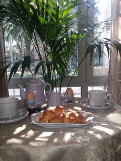 Al risveglio una gustosa e naturale colazione, per cominciare la giornata al meglio...