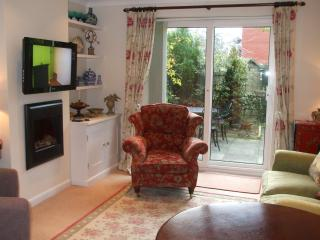 Sailors Rest Sitting Room with Freeview TV and DVD