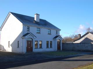 The Railway Cottages, Foxford