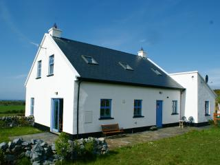 Gorse Cottage - very popular home with stunning views on the Wild Atlantic Way
