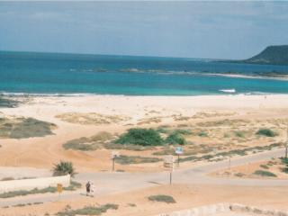 Cap Vert Boa Vista, appartement sur baie de Cabral, Sal Rei