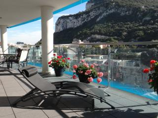 Enjoy `al fresco` breakfast and sun lounger on spacious terrace