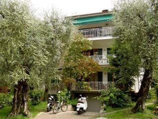 the house among trees, Malcesine